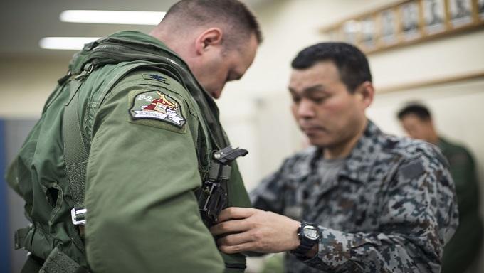 Lasting partnership: USAF, JASDF commanders share bilateral experience