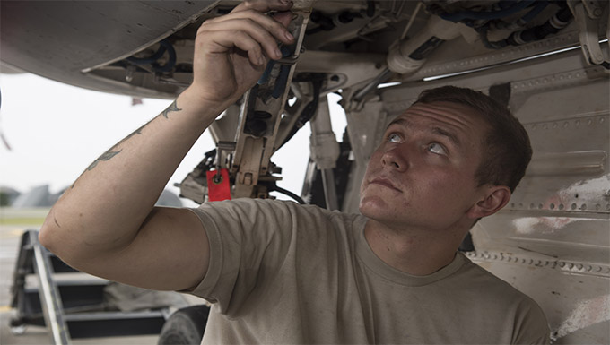 Misawa Ready Technician program increases maintainers' expertise