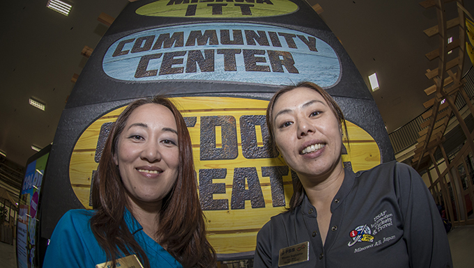 Misawa travel office, community center win best in Air Force